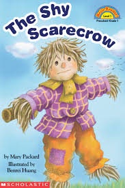 scarecrow writing paper the shy scarecrow lesson plan scholastic featured book the shy scarecrow
