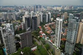 singapore private home sales surging on local not foreign demand