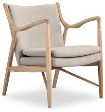 Mid Century Modern Armchairs Copenhagen Midcentury Modern Twill Arm Chair Midcentury