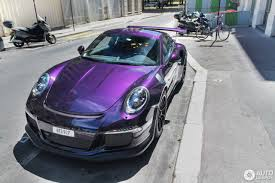 dark purple porsche rennteam 2 0 en forum official new 991 2 gt3 2017 page33
