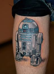 r2d2 ankle simple star wars tattoo best tattoo ideas gallery