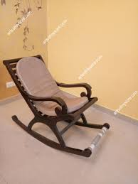 Mini Rocking Chair Arts Of Mysore Rosewood Furniture