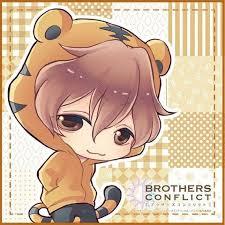 fuuto brothers conflict brothers conflict asahina fuuto mini towel towel kemomimi