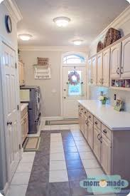 mom made sewing shop laundry room makeover