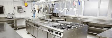 simple commercial kitchen installation home design awesome classy