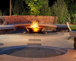 Outdoor Patio Fireplace Designs 21 Amazing Outdoor Pit Design Ideas