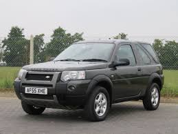 used land rover freelander green for sale motors co uk