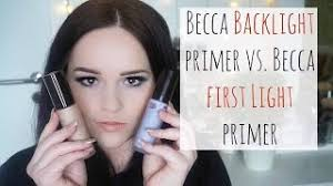 becca first light priming filter review backlight priming filter blusho