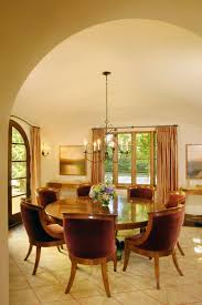 Spanish Style Dining Room Furniture Stoecker And Northway Architects Inc Spanish Style Residence