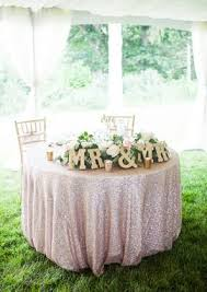 Sweetheart Table Decorations Sweetheart Table Wedding Ideas Tbrb Info