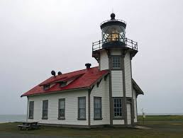 lighthouses of the u s northern california