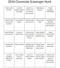find a classmate for free human scavenger hunt worksheet worksheets for all and
