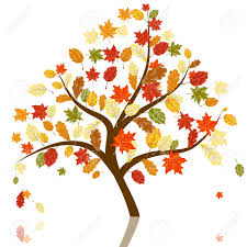 thanksgiving leaves clipart 152 837 fall leaves stock vector illustration and royalty free