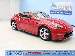 nissan 370z used dallas nissan 370z nismo in texas for sale used cars on buysellsearch