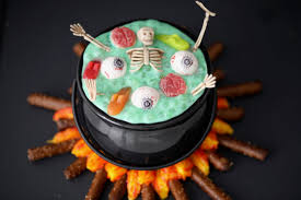 Halloween Cake Flavors by Halloween Recipes