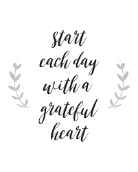 thanksgiving quotes pinterest start each day with a grateful heart inspirational quotes