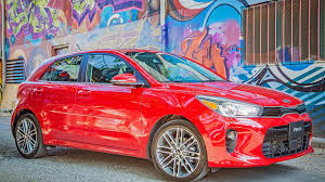pricing announced for all new 2018 kia rio hatch news u0026 features