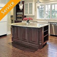 premade kitchen islands kitchen island assembly home services