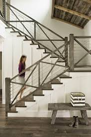 best fresh wooden staircase railing designs india 9205 picture