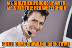 Memes Centre - sarcastic call center guy latest memes imgflip