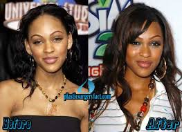 meagan good eyebrows before tattoo u2013 world novelties makeup 2017