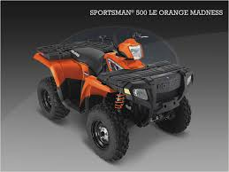 2012 polaris sportsman 500 h o review atv illustrated