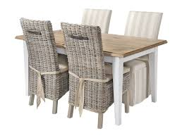 rattan dining table page 4 rattan tables wicker chairs rattan and
