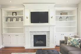 fireplace built ins around fireplace diy home interior design