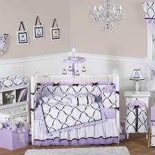 Chandelier Baby Room Pretty Baby Nursery For With Dandy Crib Beddings Webbo Media