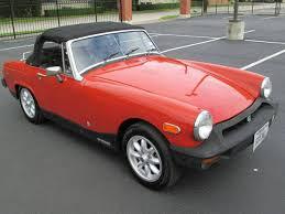1977 mg midget for sale 1607849 hemmings motor news