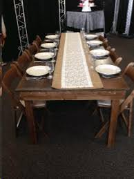 table and chair rentals sacramento ca table farm 96 inch x40 inch walnut rentals sacramento ca where to
