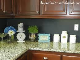 kitchen backsplash paint my 10 kitchen chalkboard backsplash hometalk
