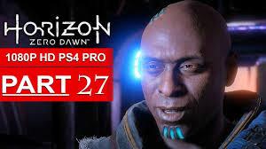 horizon zero dawn gameplay walkthrough part 27 1080p hd ps4 pro