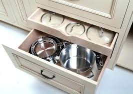 kitchen cabinet organizers for pots and pans pots and pans cabinet kitchen pots pans cabinet organizer