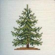 tree cross stitch patterns rainforest islands ferry