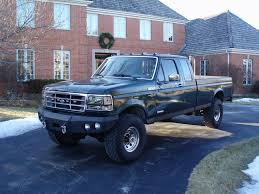 ford diesel truck forum custom obs front bumpers powerstrokearmy russ s ford idea s