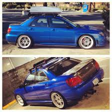 Subaru Wrx Roof Rack by 06 Wrx Massive Aftermarket Part Out Enkei Yakima Cobb Do Luck