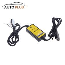 aliexpress com buy auto car 12pin usb sd card aux in adapter mp3