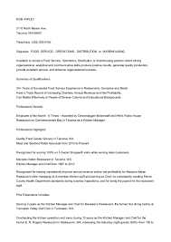 Resume Manager Sp1108 Rob Ripley Resume And Cover Letter Cut And Paste Email For U2026
