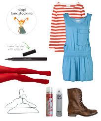 pippi longstocking costume last minute costumes pippi longstocking