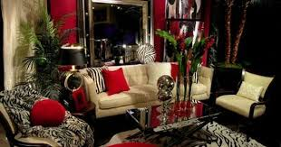 themed living room ideas style in the interior design prints room and africans