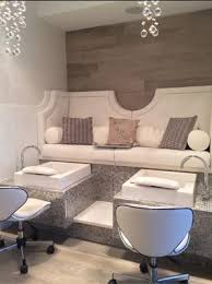 Waiting Benches Salon Tiffany Pedicure Bench By Michele Pelafas Inc Owner Lauren