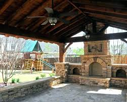 patio ideas on a budget outdoor fireplace decor patio ideas built in wall medieval style