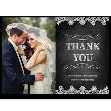 wedding photo thank you cards wedding thank you post card new sle thank you card best thank you