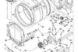 whirlpool duet electric dryer parts diagram wiring diagram