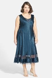 komarov embellished charmeuse dress u0026 chiffon jacket plus size