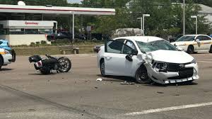 peach car motorcyclist 71 dies in beach boulevard crash
