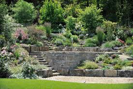 Garten Gestalten Mediterran Mediterraner Steingarten Anlegen