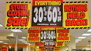 amazon return policy black friday deal liquidators the myth of store closing sales why you won u0027t save as much as you