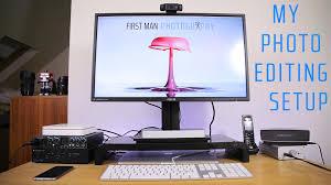 what u0027s in my photo editing setup youtube